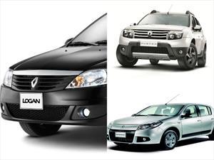 Tres modelos Renault, en el Top 5 de los más vendidos en Colombia