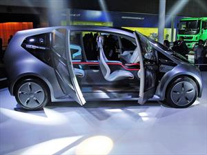 Tata ConnectNext EV Concept. Debut en India