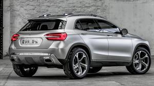 Mercedes-Benz Concept GLA, bálsamo alemán