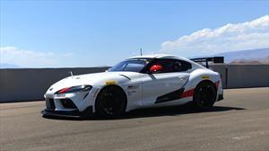 Toyota GR Supra GT4, el auto de carreras desarrollado por un ingeniero mexicano