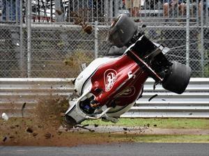 El Halo de seguridad de la F1 sigue causando controversia
