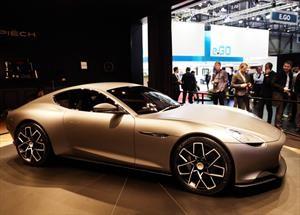 Piëch Mark Zero Concept es el nuevo miembro de la familia Porsche