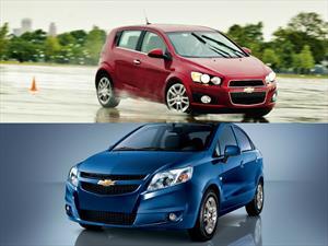 Chevrolet Sail sigue siendo el carro más vendido en  Colombia