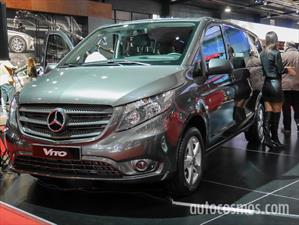 Mercedes-Benz Vito en el Salón de Buenos Aires