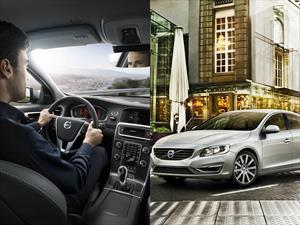 Volvo Cars recibe premio a la actualización telemática por el sistema Sensus Connect