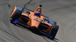 McLaren regresa para la temporada 2020 de la IndyCar