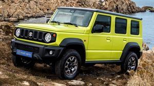 Suzuki busca producir un Jimny de cinco puertas