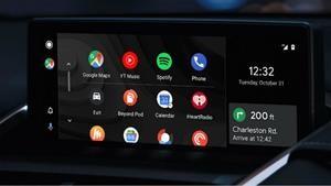 Upgrade para Android Auto con mejoras y correcciones