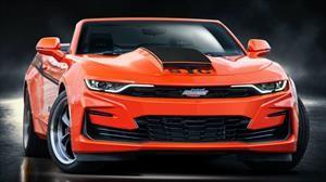 El nuevo Yenko Camaro SC 2020 destruye el asfalto con 1.000 Hp