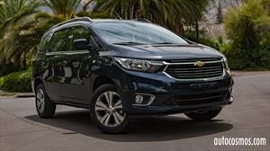 Test Drive: Chevrolet Spin 2019