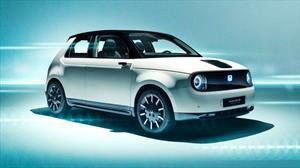 Honda e es el nombre del primer auto eléctrico de la marca japonesa