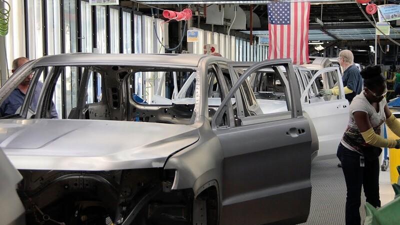 Dodge inicia la producción de la Durango SRT Hellcat 2021 en Estados Unidos