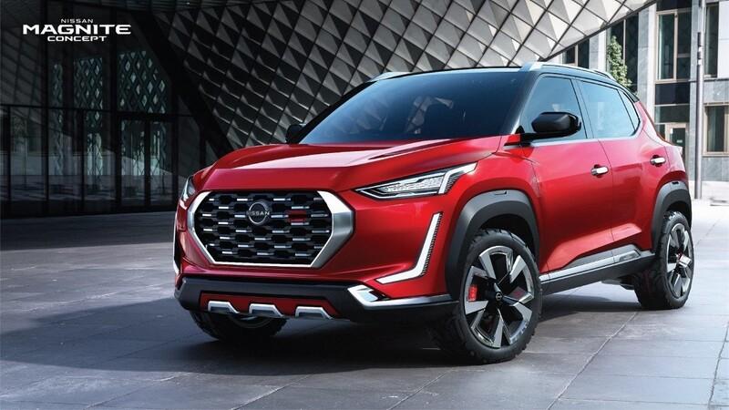 Magnite Concept vaticina al futuro SUV de Nissan