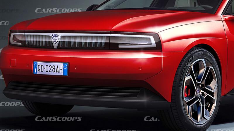 Lancia Delta, así podría ser el regreso de la gloria