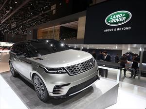 Range Rover Velar, el cuarto fantástico