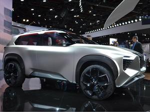 Nissan Xmotion Concept, el futuro llega al presente con este SUV