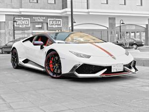 Lamborghini Huracán por DMC tiene 630 hp