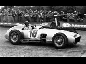 El Mercedes-Benz W196 de Fangio es el vehículo más caro de mundo