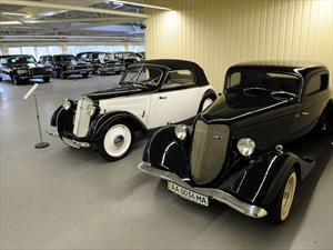 Descubrí la colección de autos clásicos de Viktor F. Yanukovych