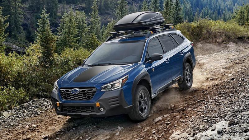 Subaru Outback Wilderness 2022, fabricada en honor a la aventura