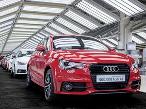 Audi A1 alcanza sus primeras 500 mil unidades fabricadas