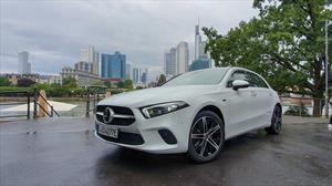Mercedes-Benz A 250 e 2020, primer contacto desde Frankfurt
