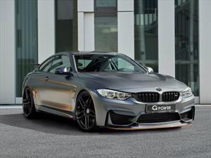 BMW M4 GTS por G-Power, supera los 600 hp