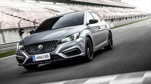 eMG6 Trophy Edition 2020, un híbrido enchufable con más de 300 hp