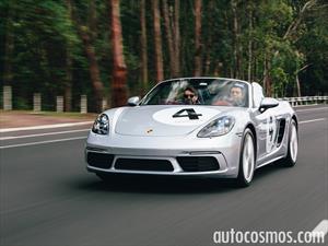 Porsche 718 Boxster 2017 llega a México desde $998,000 pesos