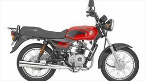Bajaj lanza una moto enfocada en la economía