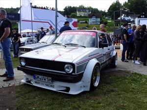 Wörthersee, el mayor evento de los gomosos de Volkswagen en el mundo