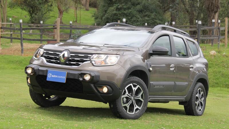 Renault Duster 2021, prueba de manejo al líder de la categoría