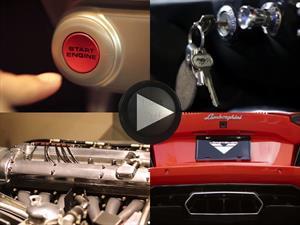 Video: El sonido de 33 súperautos y deportivos al arrancar