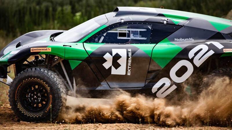 Extreme E correrá en Argentina