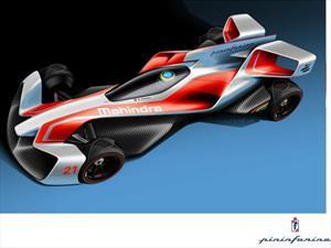 Mahindra y Pininfarina desarrollan autos de carreras concepts de la Fórmula E