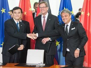 SEAT fabricará autos eléctricos en China