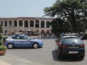 SEAT León se convierte en la patrulla de la policía italiana