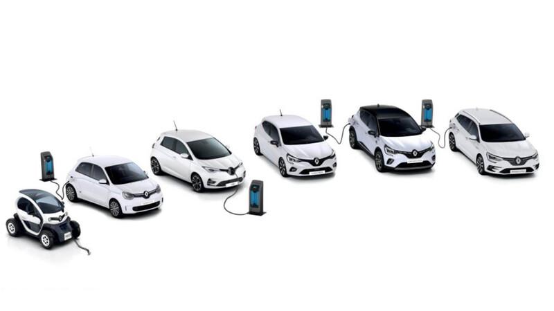 Llega Renault eWays, el evento eléctrico del Rombo