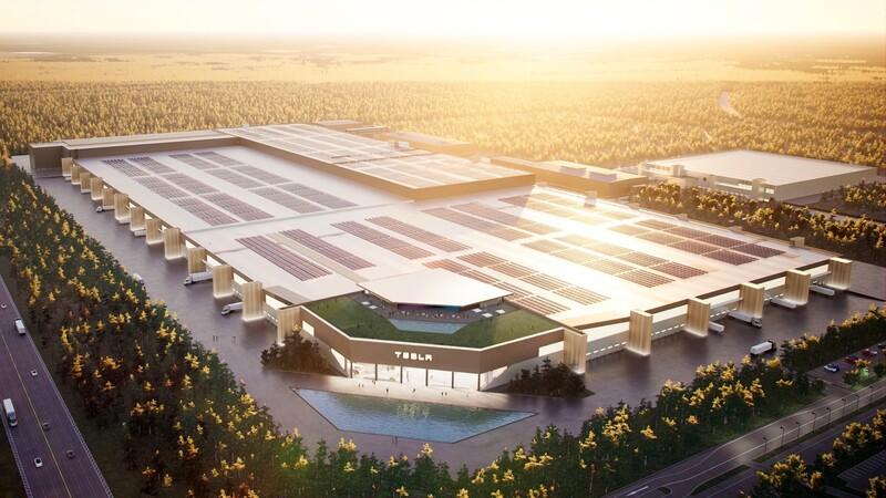 Tesla construirá una nueva fábrica en Estados Unidos