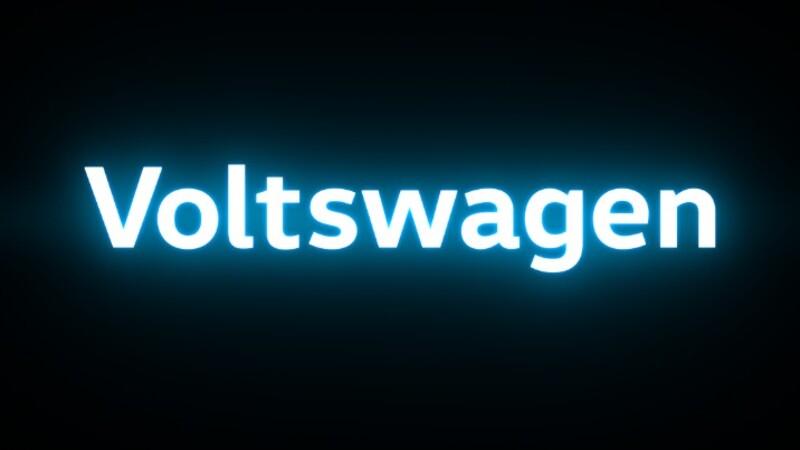 ¿Volkswagen ahora es Voltswagen?