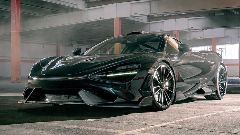 McLaren 765LT por Novitec debuta