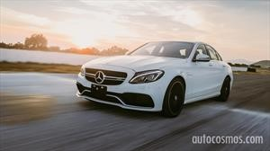 Test drive Mercedes-AMG C63 S