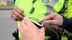 Comparenderas electrónicas para imponer multas en Bogotá