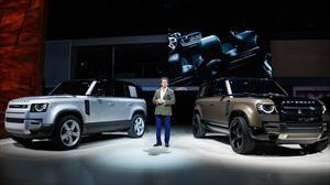 Land Rover Defender 2020, una leyenda que se reinventa para los tiempos modernos