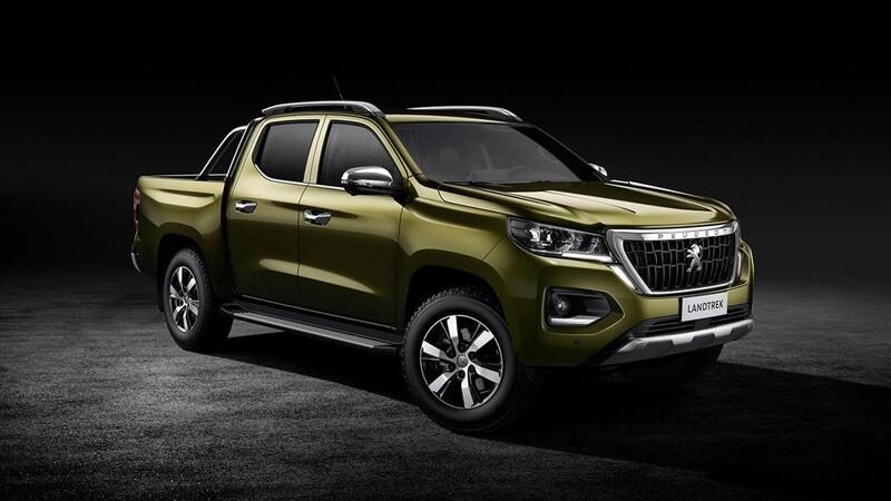 Peugeot Landtrek confirma su lanzamiento regional para el 24 de noviembre