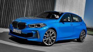 BMW Serie 1 2020 debuta