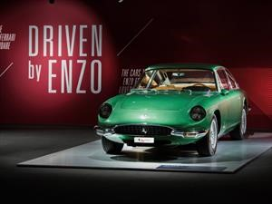 Ferrari homenajea a Don Enzo con 2 exposiciones