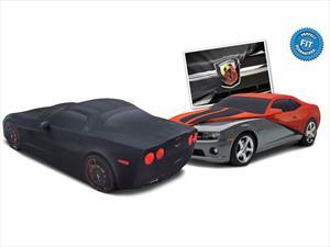 Disfrazá tu auto de Mustang, Camaro o Corvette con estos cobertores