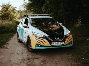 Nissan LEAF va de Asia a Europa