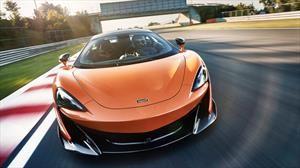 McLaren está listo para debutar en Argentina